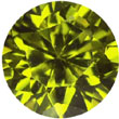 Cubic Zirconia, Peridot