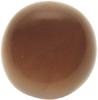 Månesten, brun