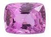 Safir, pink